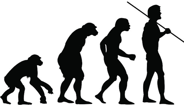 Human Evolution? / bryanwright5@gmail.com