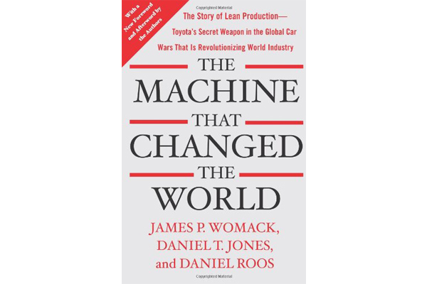 The Machine That Changed the Worl